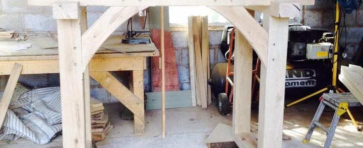 Oak Porches Collection